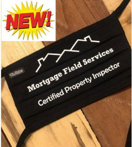 Mortgage Field Services Custom Mask Certified Property Inspector